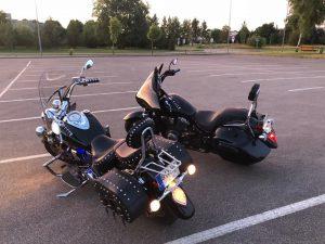 motociklu nuoma Palangoje